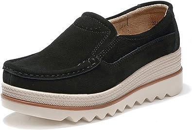 Amazon.com | Women's Wide Width Loafers