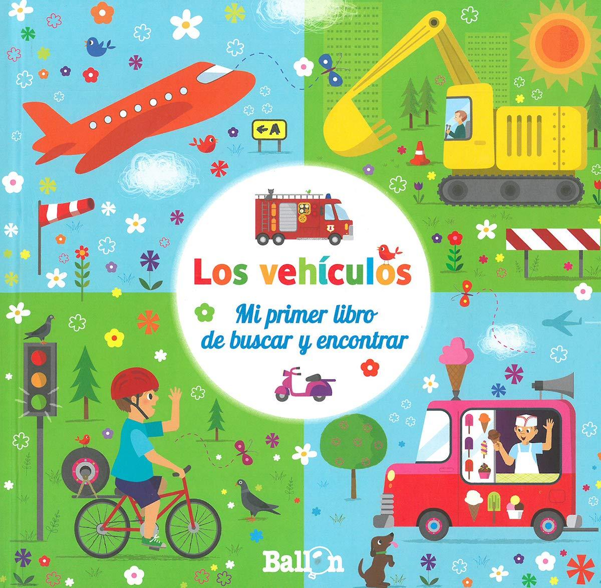 LOS VEH?CULOS (Spanish) Hardcover – 2014