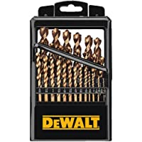 DEWALT DWA1269 Pilot Point Industrial Cobalt Drill Bit Set (29 Piece)
