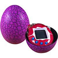 Aitos Digital Friends 90s Nostalgique Jouet 49 Animaux Fantastique Electronic Virtual Pet Game Surprise Dinosaur Egg Enfants Halloween Christmas Cadeau Violet