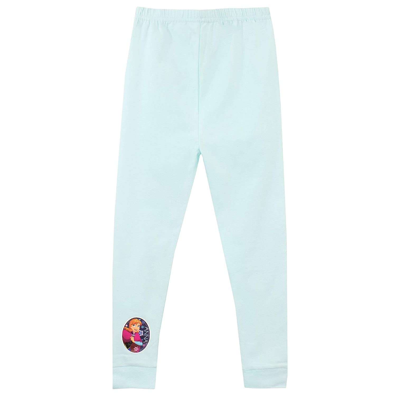 Disney Girls Frozen Pajamas 2 Pack