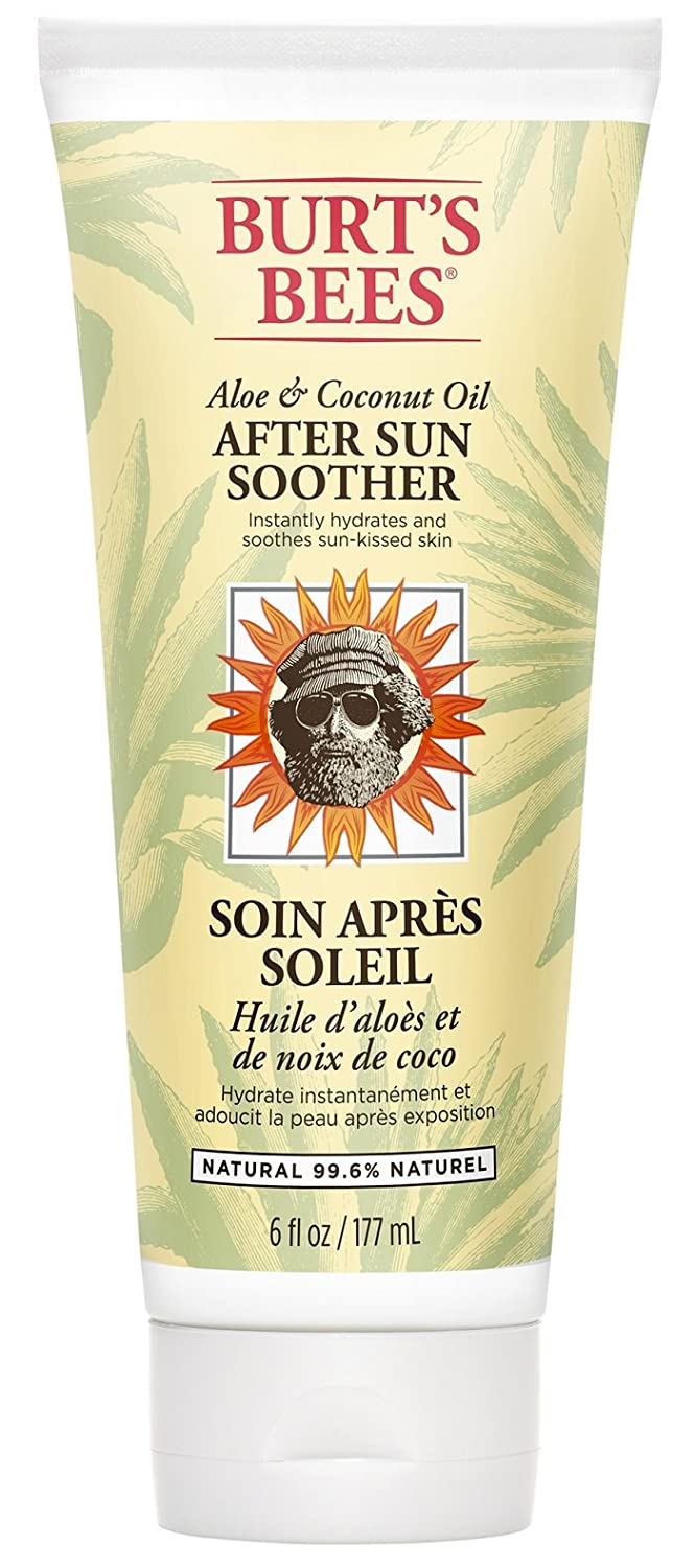 Burt's Bees Aloe & Coconut Oil After Sun Soother, 177ml tube Burt's Bees 19441-21