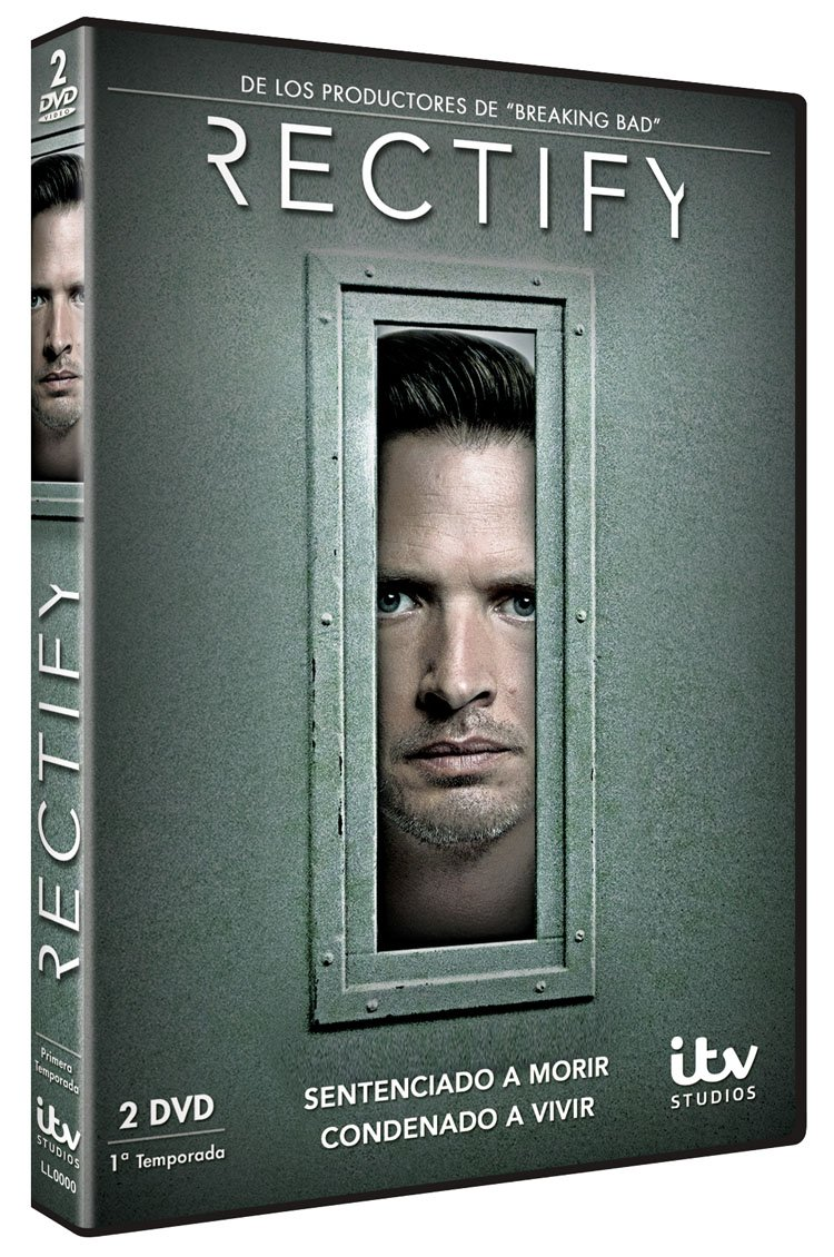 Rectify Temporada 1 [DVD]: Amazon.es: Aden Young, Abigail Spencer, JSmith-Cameron, Adelaide Clemens, Clayne Crawford, Luke Kirby, Stephen Gyllenhaal: Cine y ...