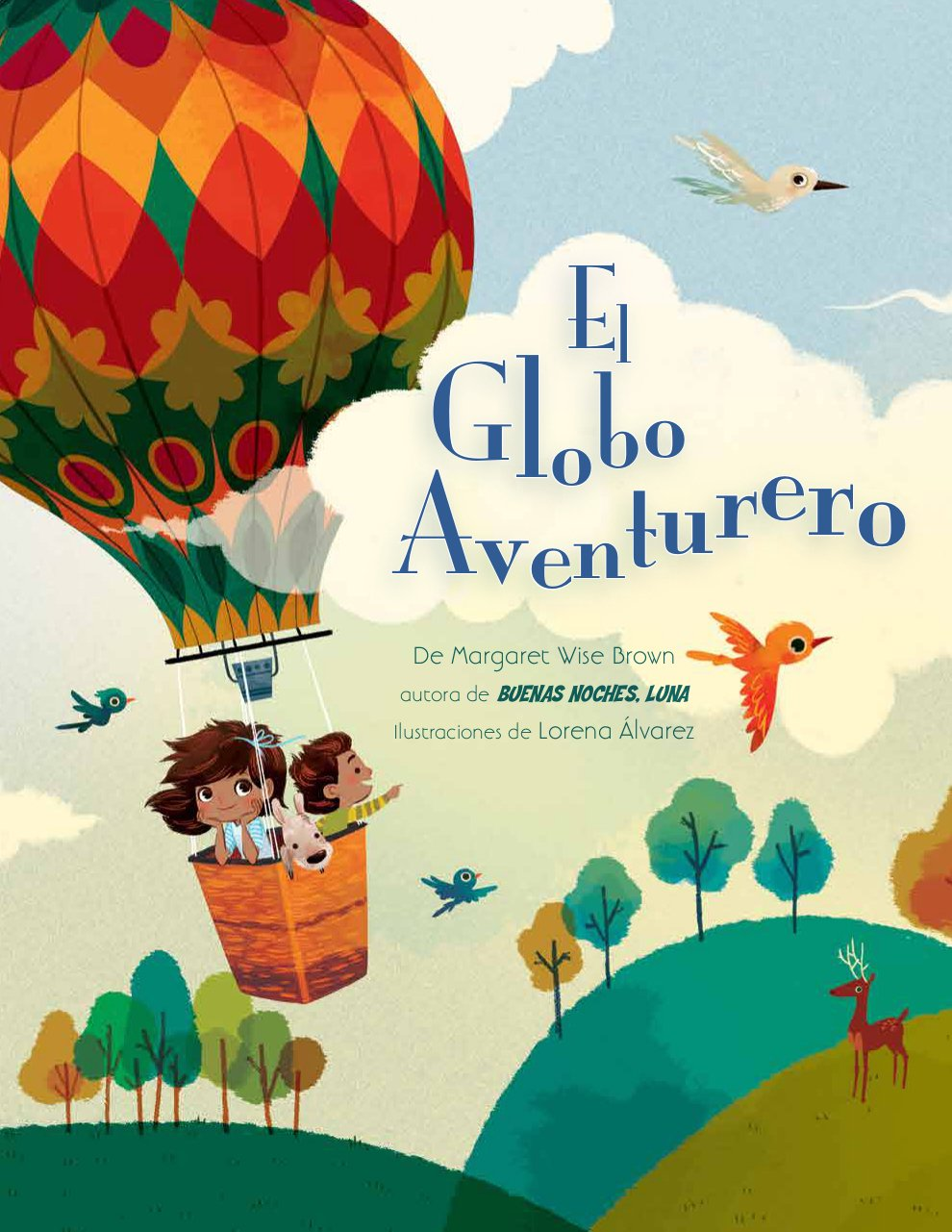 El Globo Aventurero (Margaret Wise Brown)