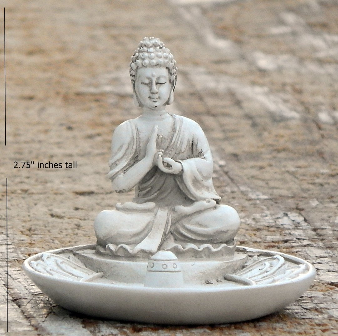 Buddha Incense Holder by Bellaa