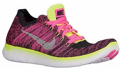 e02a7946d0509 Nike Mädchen Free Rn Flyknit (Gs) Laufschuhe: Amazon.de: Schuhe &  Handtaschen