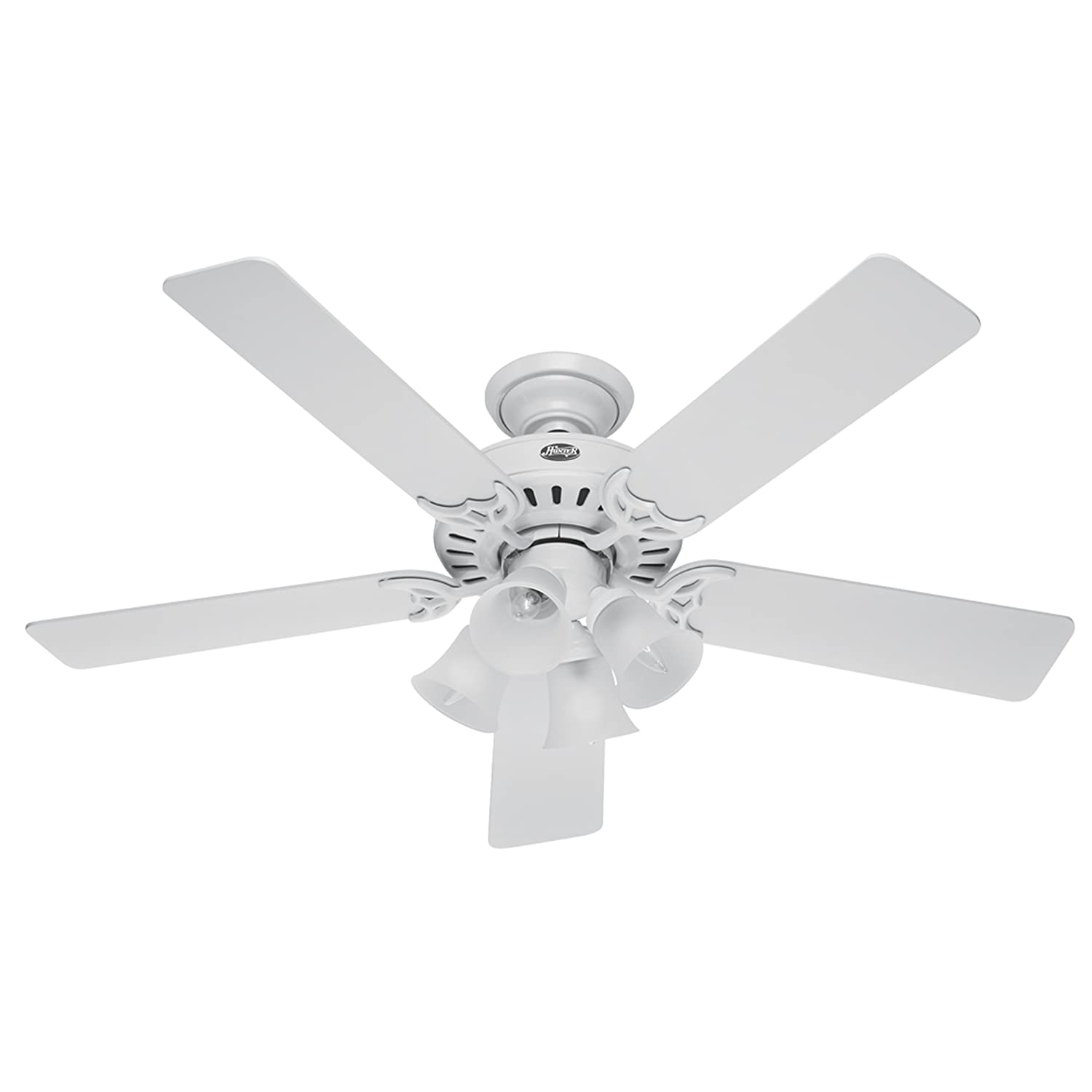 light fan dempsey hunter model no fans hugger ceiling