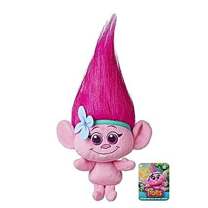 Trolls baby poppy. Dreamworks hug n plush