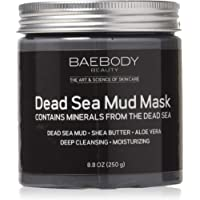Baebody Dead Sea Mud Mask for Women, 8.8 Ounce