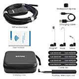 Wireless Endoscope,ROTEK 1080P WiFi Inspection
