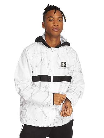 adidas Originals Herren Übergangsjacken Marb Bb Pckble Transition weiß XL