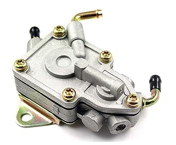 XA New Fuel Pump for YAMAHA Rhino 450 660 UTV 5UG-13910-01-0 5UG13910010 Yamaha Rhino Fuel Filter Replacement on