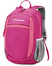 Mountaintop Little Kid & Toddler Backpack for Pre-School and Kindergarten 26 x 11 x 37cm
