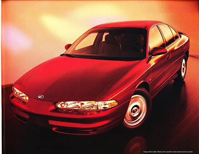 2000 Oldsmobile Alero Sales Brochure