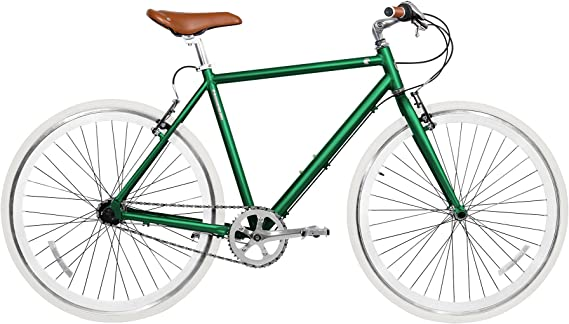 Gama Bikes Speed Cat 700c Bicicleta de Carretera de 3 velocidades ...