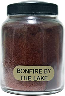 """product image for A Cheerful Giver """"Bonfire by The Lake Baby Jar Candle, 6-Ounce"""
