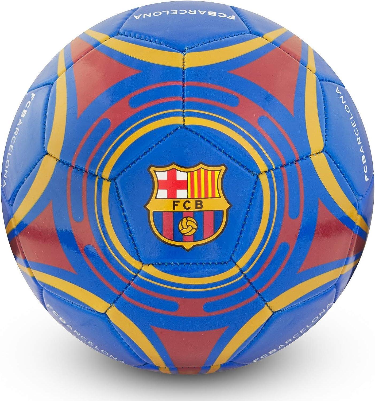 FCB Barcelona Star - Pelota de fútbol (tamaño 5): Amazon.es ...