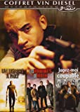 Vin Diesel : Jugez-moi coupable / Les hommes de main / Un homme à part - coffret 3 DVD