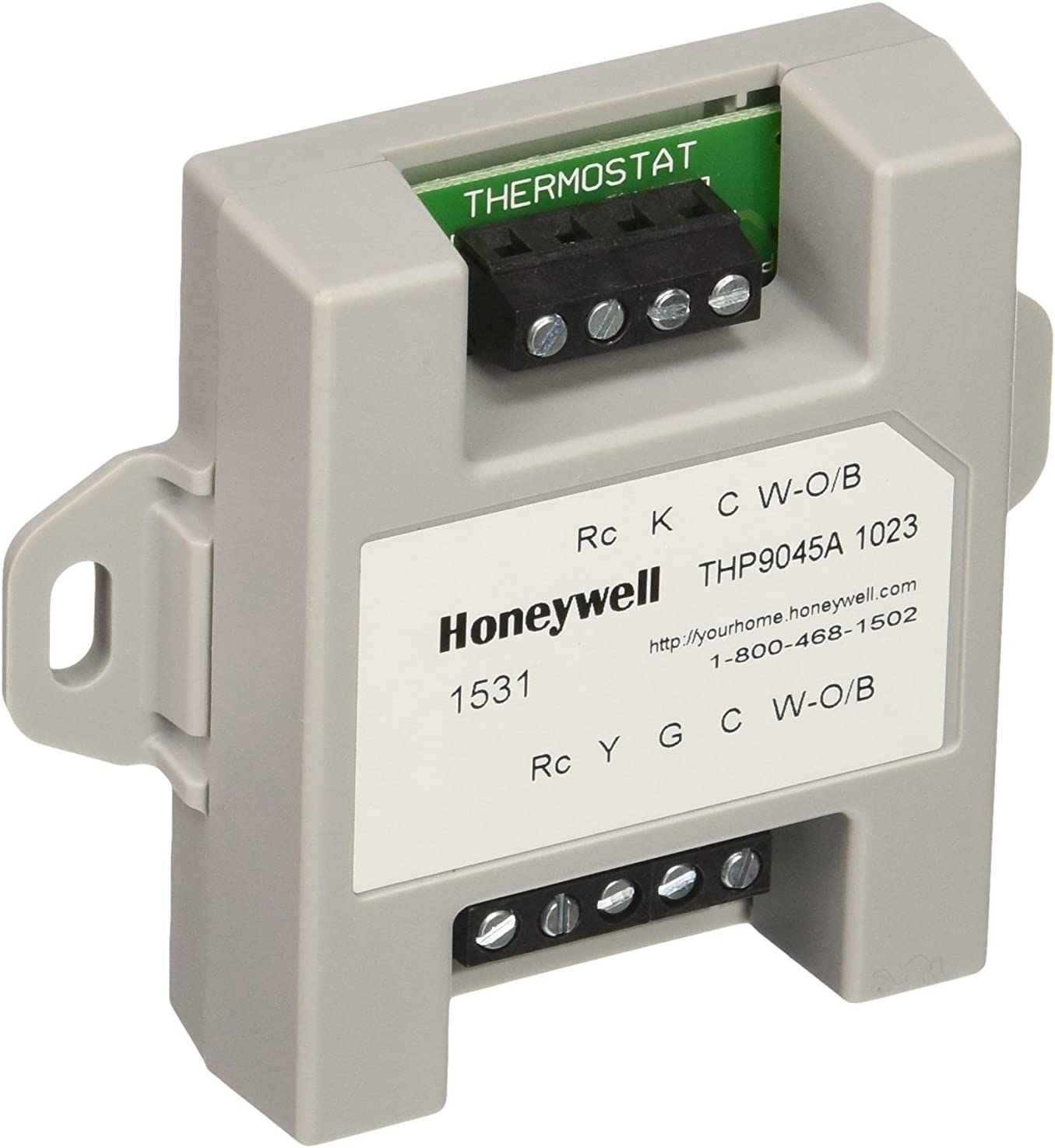 5 Wire Old Honeywell Thermostat Wiring Diagram from images-na.ssl-images-amazon.com