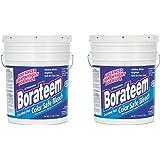 Dial 871882 Borateem Non-Chlorine Color Safe Bleach,17.5 lb Pail, 424 Loads (2-Pails)