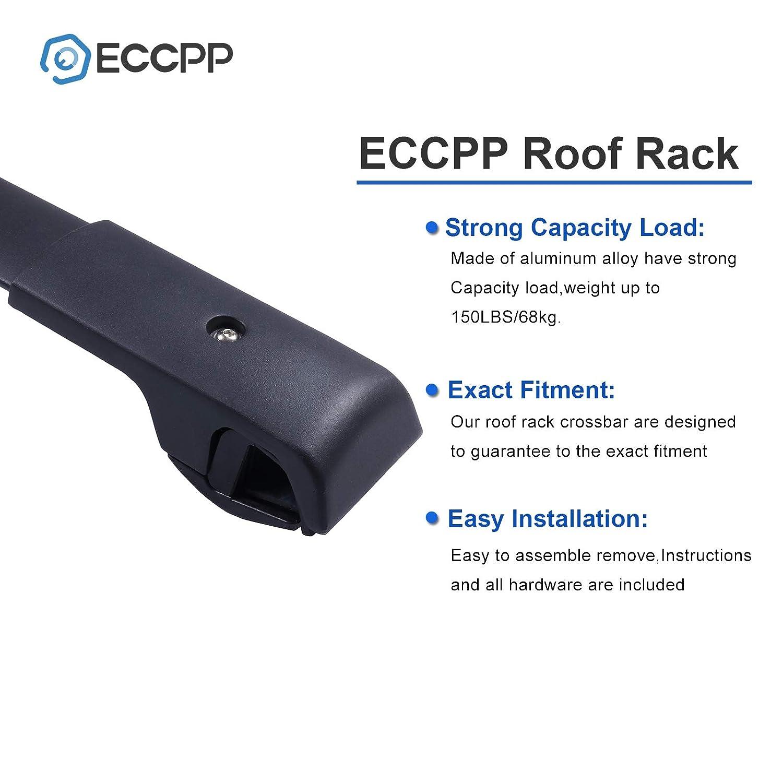 Amazon.com: ECCPP - Perchero de techo con barra cruzada ...