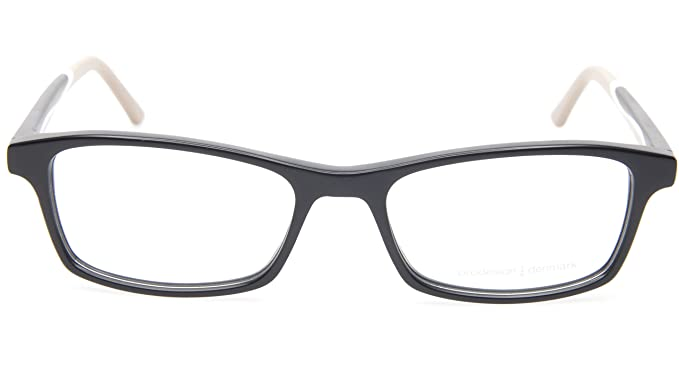 78104fc6f431 Amazon.com  NEW PRODESIGN DENMARK 1723 c.6021 MATTE BLACK EYEGLASSES ...