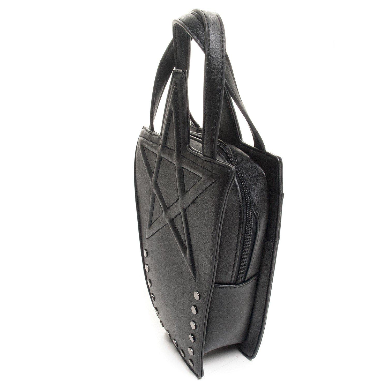 Tasche mit Dunkelbraunen Streifen - Einzelgröße Banned zQHwJ