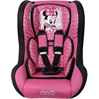 Cadeira para Auto Disney Trio Minnie Mouse Paris, Disney, Rosa, 0 a 25 kg