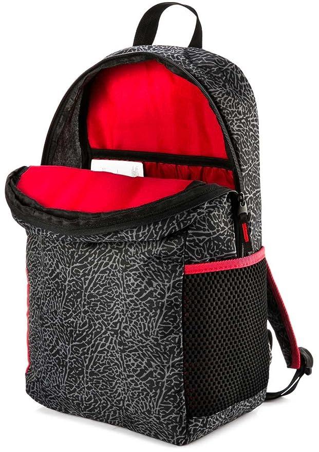 620c8c3c9892 Amazon.com  Nike Air Jordan Jumpman Backpack Black Gym Red  Sports    Outdoors
