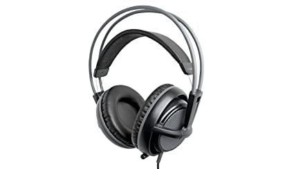 34f03e65037 Image Unavailable. Image not available for. Color: SteelSeries Siberia v2  Cross-Platform Gaming Headset ...