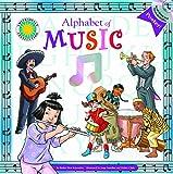 Alphabet of Music - A Smithsonian Alphabet Book (with audiobook CD and poster) (Smithsonian Alphabet Books)