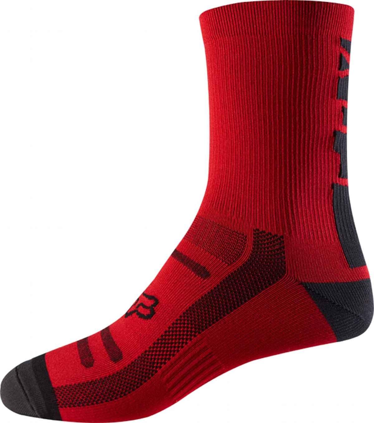 Fox Light Indigo 2018 Trail - 8 inch MTB Socks