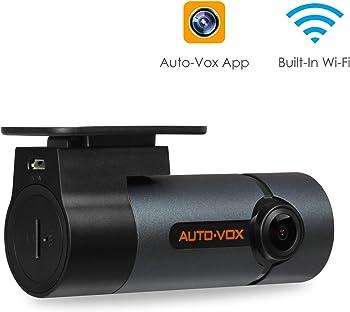 Auto-Vox WiFi D6 Pro FHD 1080P Dashboard Camera