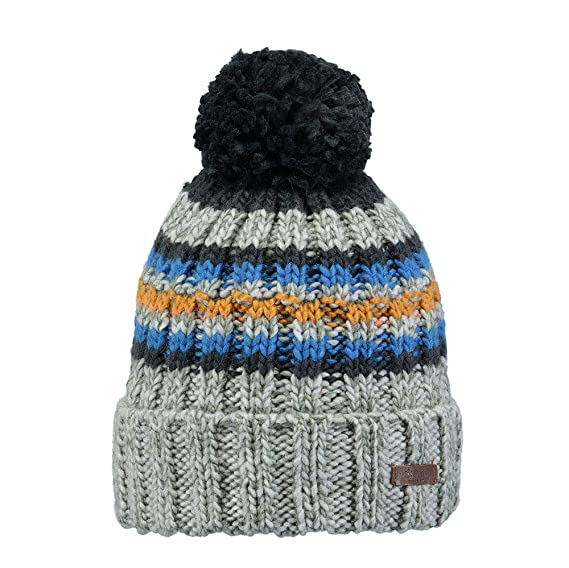 c92702bd4c95b Barts Keyon Beanie Heather Grey One Size  Amazon.co.uk  Clothing