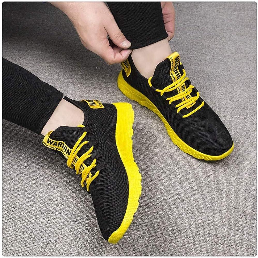 Men Vulcanize Shoes Male Air Mesh Lace