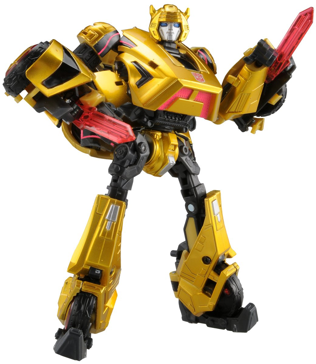 Transformer United UN02 Bumblebee Cybertron Mode