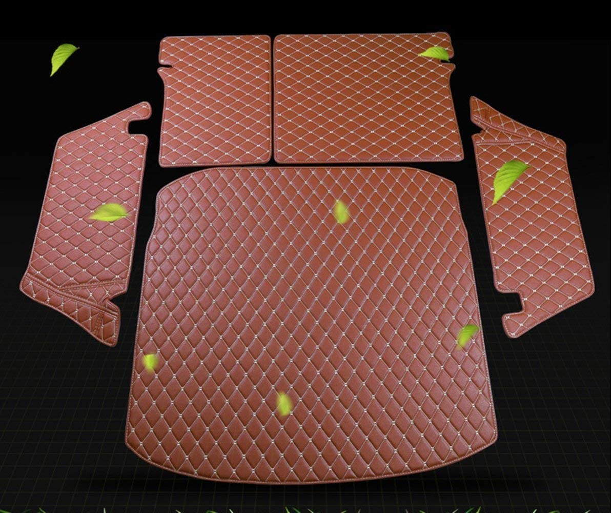 Black w//Black Stitching WillMaxMat Custom Fit Pet/&Dog Trunk Cargo Liner Floor Mat for Mercedes G Class G350 G500 G55 G63 Before 2019