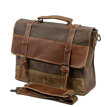 SVANZE Men s Messenger Bag 38913e9116781