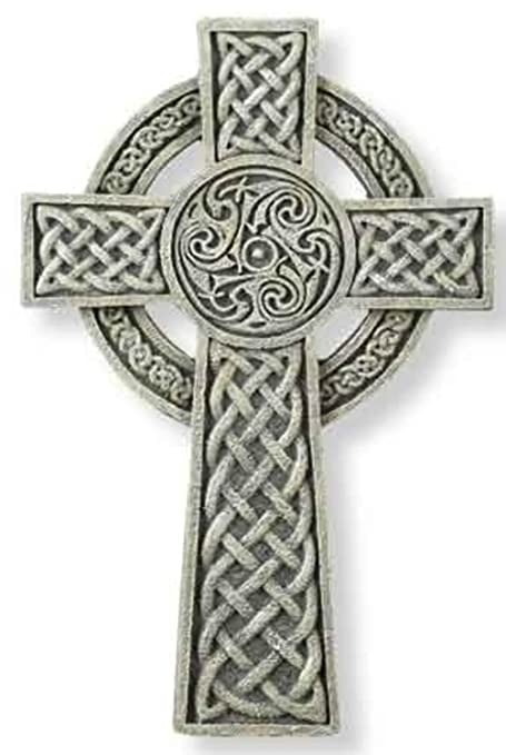 Amazon Roman 95 Josephs Studio Irish Detailed Celtic Wall