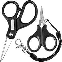 Booms Fishing S1 Braided Line Scissors Combo