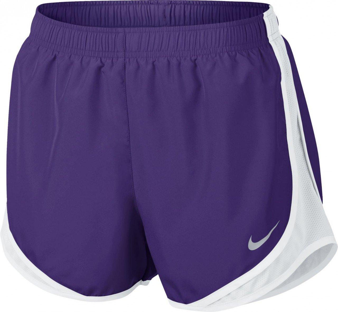 Nike Women's Dry Tempo Short (Medium, Court Purple/White/White/Wolf Grey)