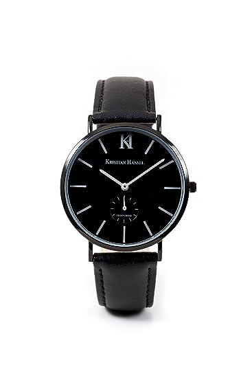 Mayfair – Reloj de pulsera negro