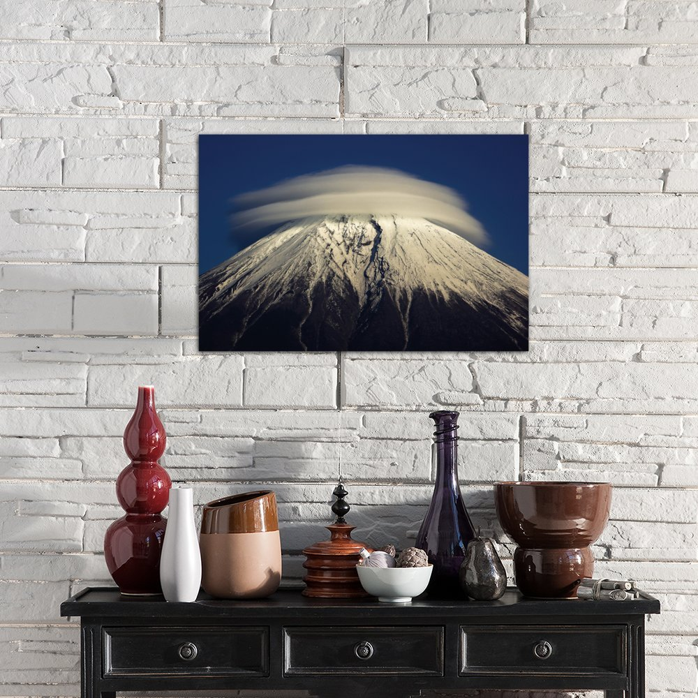 iCanvasART OXM493-1PC6-26x18 iCanvas Umbrella Print by Akihiro Shibata 26 x 18