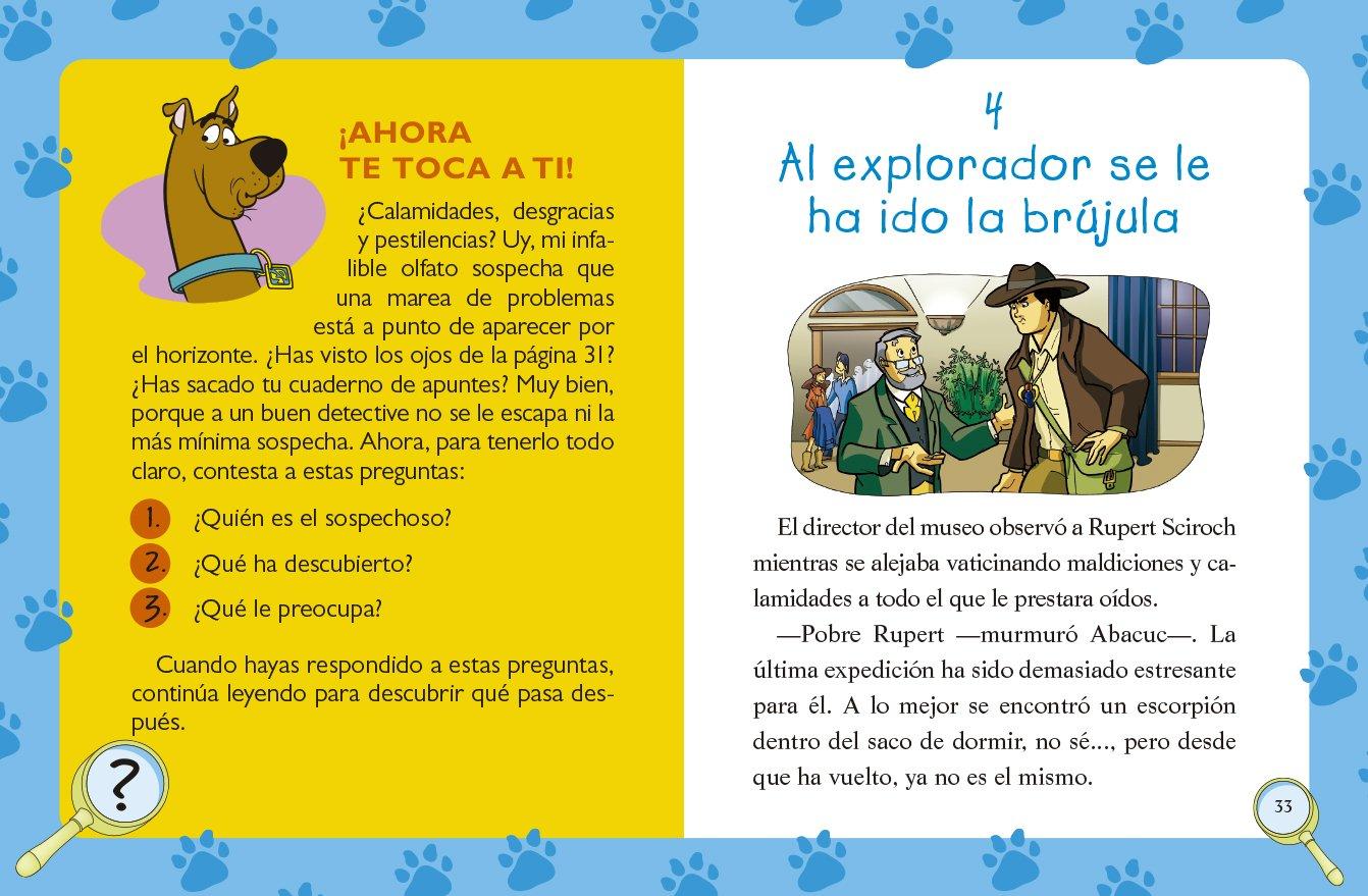 Scooby-Doo. Un monstruo en el museo: Cristina Brambilla: 9788484837985: Amazon.com: Books