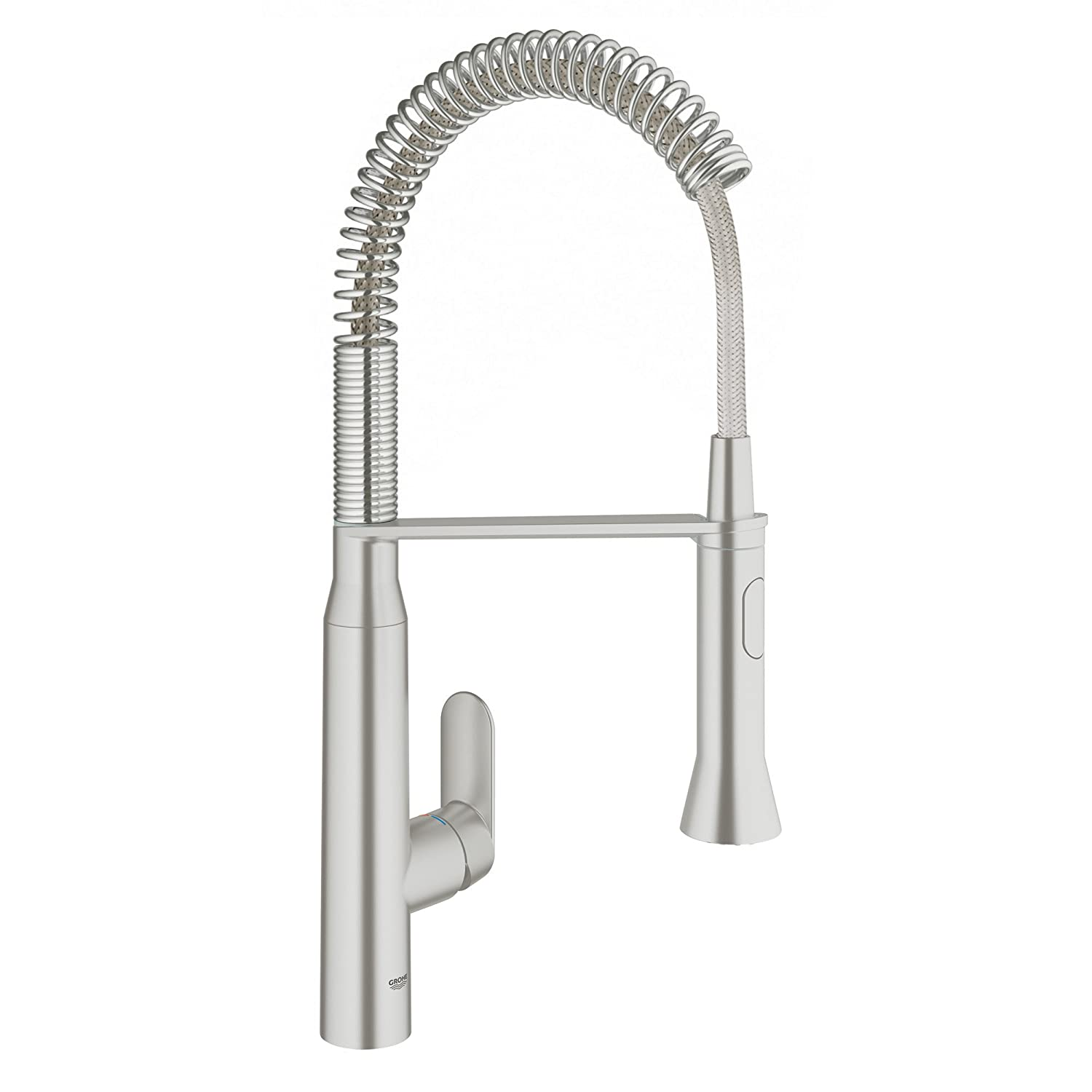 K7 Medium Semi Pro Single Handle Standard Kitchen Faucet Touch