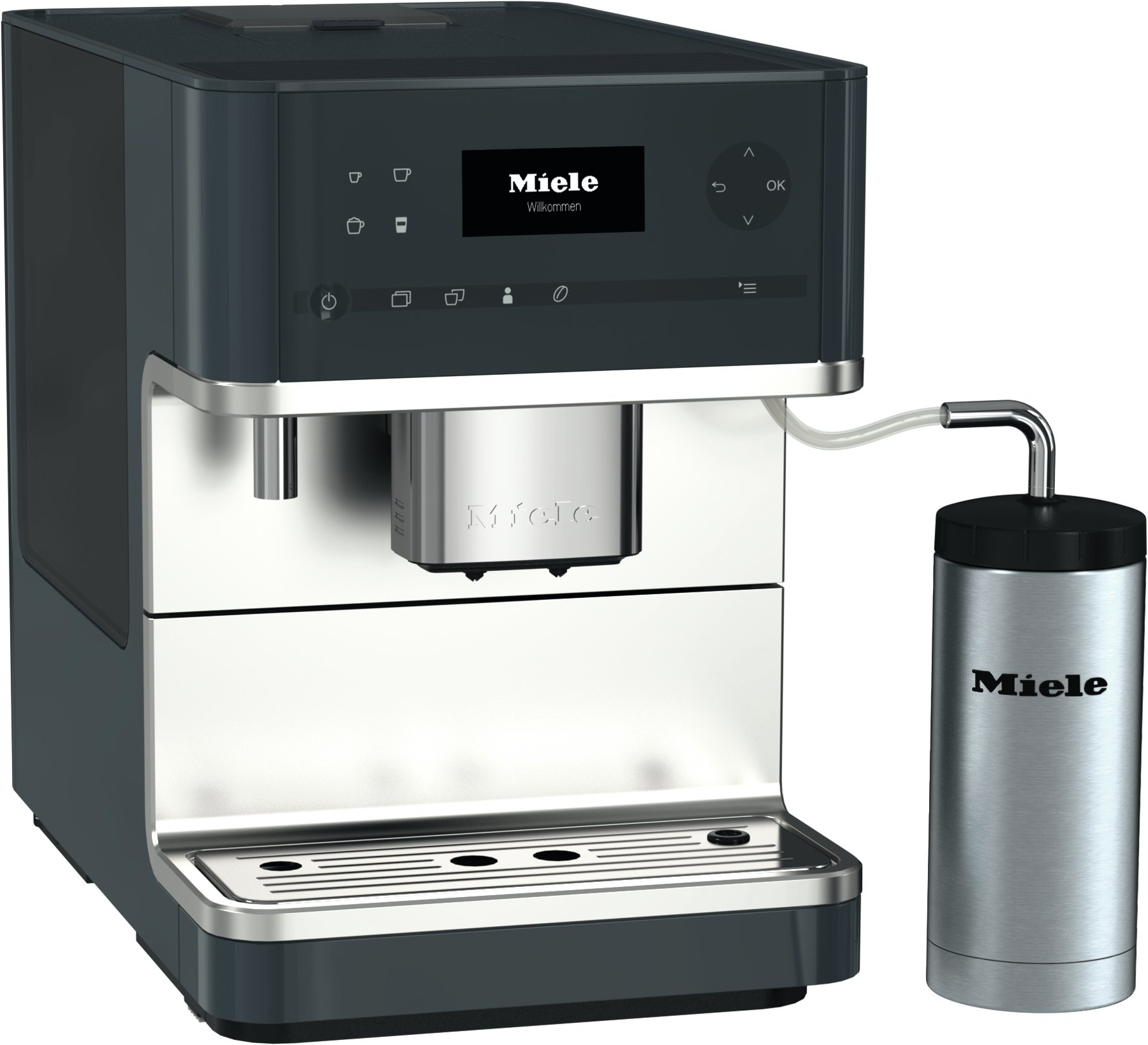 CM6310 Countertop Coffee System in Black by Miele