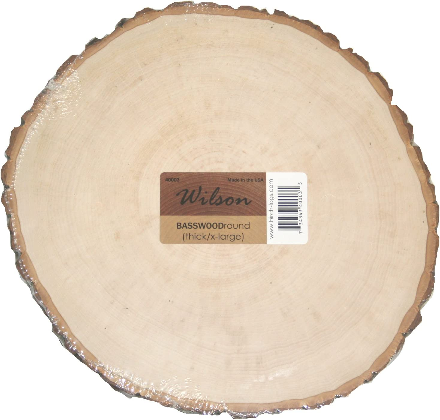 8 Crafts Uplord 1//5 Pack Round Rustic Woods Slices Great for Weddings Centerpieces Unfinished Wood
