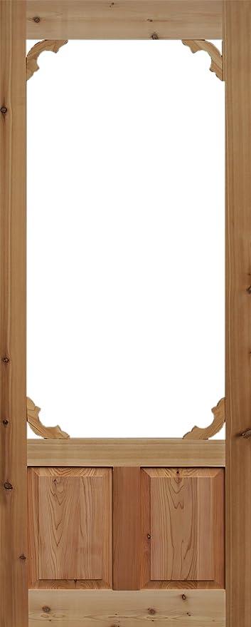 Cedar Woodland Screen Door 36 In. X 80 In. (36x80)