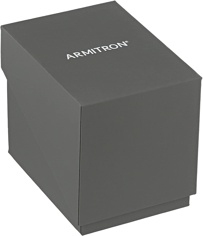 Armitron Women's Swarovski Crystal Accented Two-Tone Bracelet Watch Two Tone
