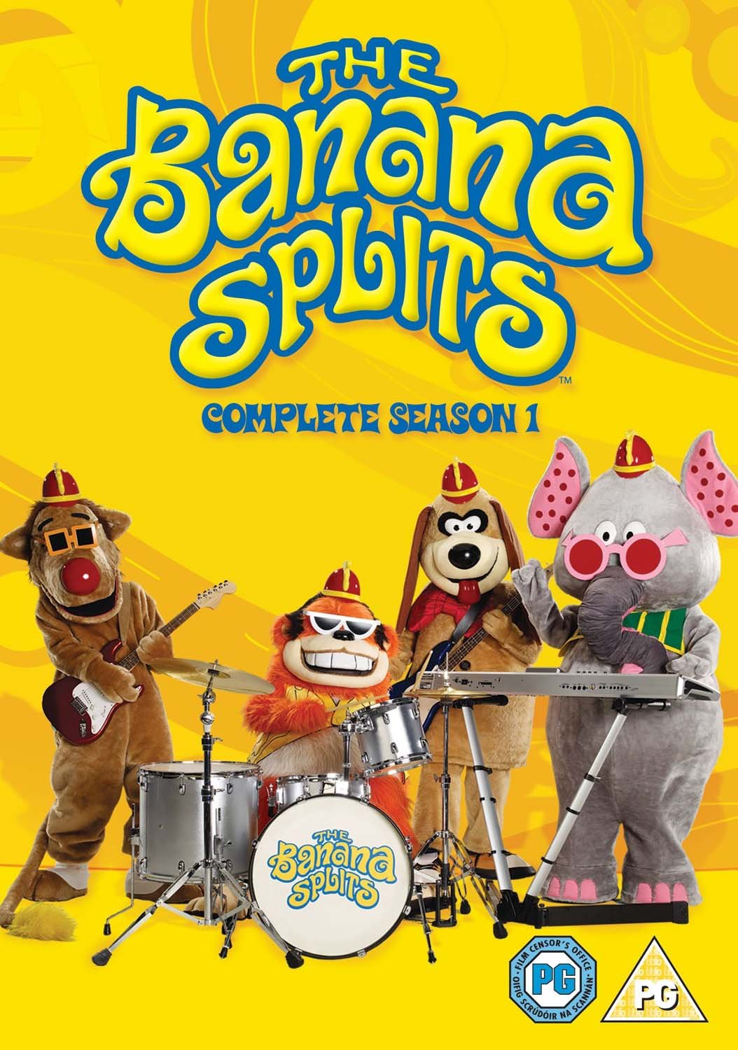 The Banana Splits - Complete Season 1 [DVD] [2009]: Amazon
